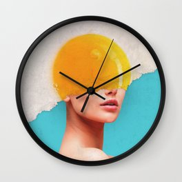 Amis Wall Clock