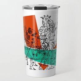 Adjacent Fourmula Travel Mug