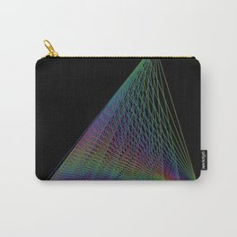 Sailing Geometric Art Carry-All Pouch