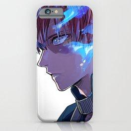 Todoroki Shoto iPhone Case