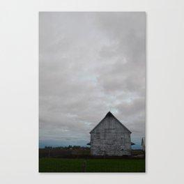 Adair Barn Canvas Print
