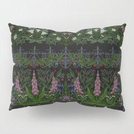 The Poison Garden - Gallimaufrey Pillow Sham