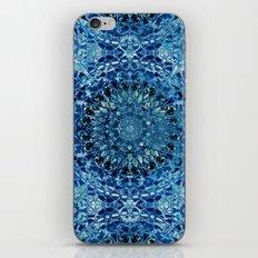 Boho Pool Mandalas iPhone & iPod Skin