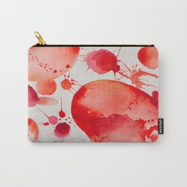 Pink Study Carry-All Pouch