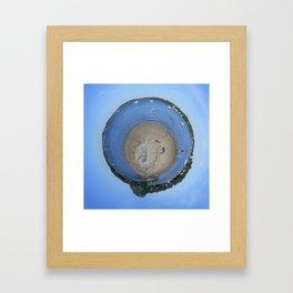 Planet Buttermilk Framed Art Print
