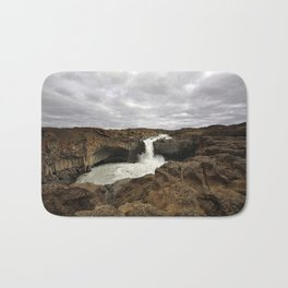 Aldeyjarfoss. Bath Mat