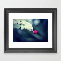 Spring Flower 03 Framed Art Print