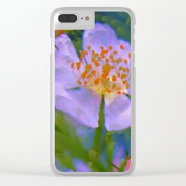 Intoxicating Beauty Clear iPhone Case