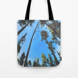 Look Up Tote Bag