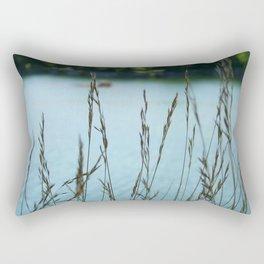 Come Sit with Me Rectangular Pillow