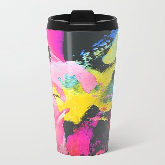 -untitled- Metal Travel Mug