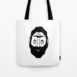 Two faced tote Tote Bag