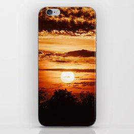 Waco Sun iPhone Skin