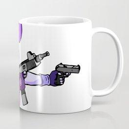 Lady Lavender Launch Coffee Mug