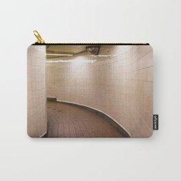 Creepy Hallway Carry-All Pouch