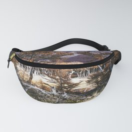 Fall in Patagonia, Argentina Fanny Pack