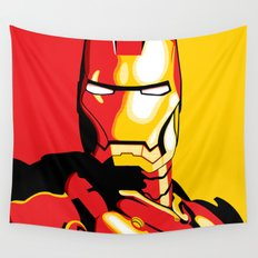 Iron Man Wall Tapestry
