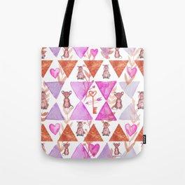 It's A Love Thang - Bagaceous Tote Bag