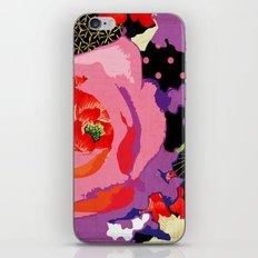 Flowers Series_v01 iPhone & iPod Skin