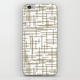Sticks + Stones iPhone Skin