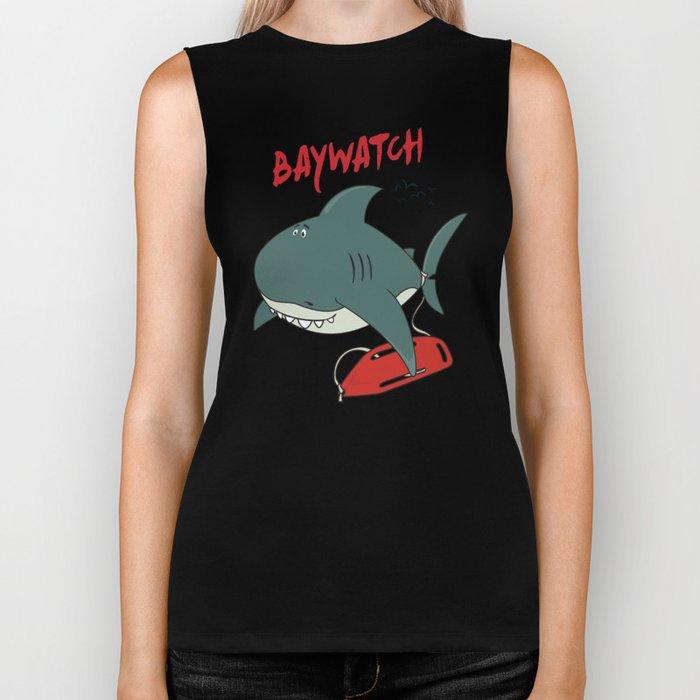 Baywatch  Biker Tank