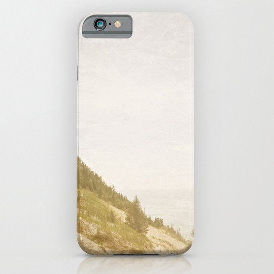 The Mountain Climb iPhone & iPod Case