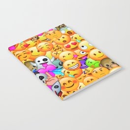 I love Emojis Notebook