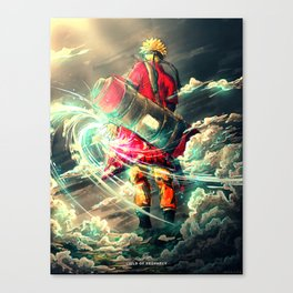 Child of Prophecy Canvas Print