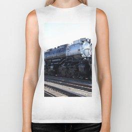 Big Boy - Union Pacific Railroad Biker Tank