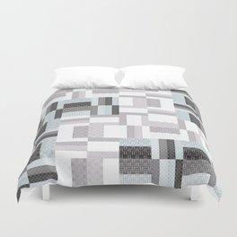 Modern Geometric Duvet Cover