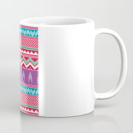 Going up? Coffee Mug
