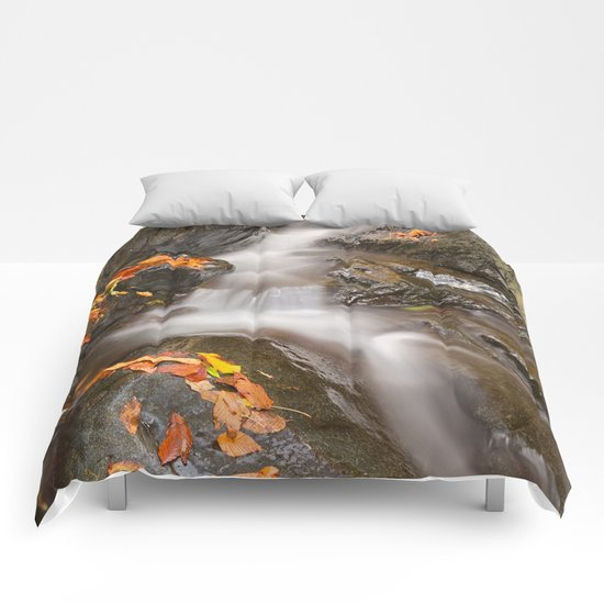 Glen Artney Stream Comforters
