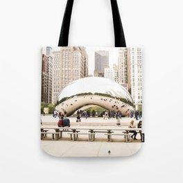 Bean Tote Bag