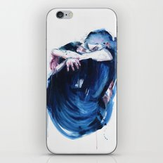 the noise of the sea iPhone & iPod Skin