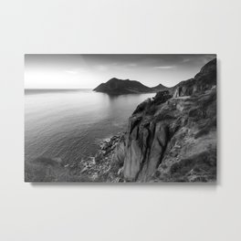 View from Chapman's Peak drive in Cape Town, South Africa Metal Print