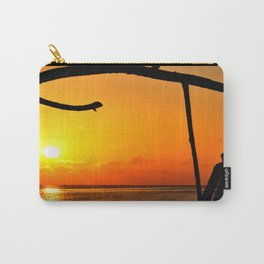 Sunrise The Maldives Carry-All Pouch
