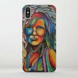 Janis iPhone Case