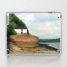 Dylan Thomas.The Boathouse. Laptop & iPad Skin