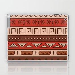 African Tribal Pattern No. 18 Laptop & iPad Skin
