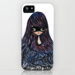 Nadia iPhone Case