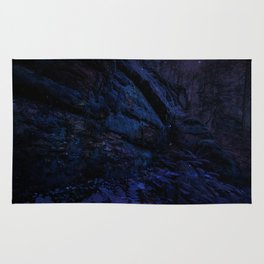 Enchanted Midnight Forest Wall Rug