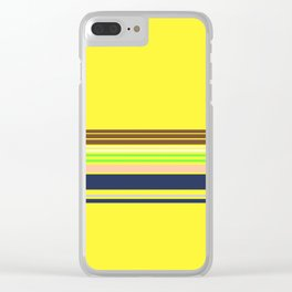 Morty Clear iPhone Case