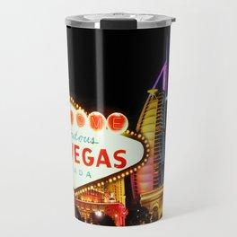 Living Las Vegas 2 Travel Mug