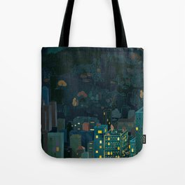 Losing The Forest Tote Bag