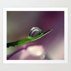 Spoonful of light Art Print