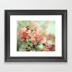 Soft and Sweet! Framed Art Print