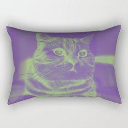 mystic cat Rectangular Pillow