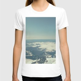 Amidst the Summit - Mt. Rainier T-shirt