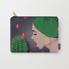 Becoming prickly Carry-All Pouch