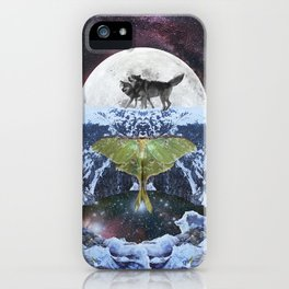 Kindred Spirits iPhone Case